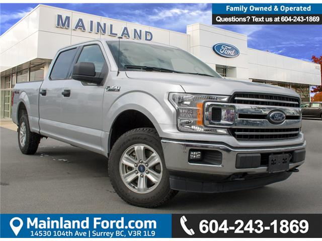 2018 Ford F-150 XLT (Stk: P1774) in Surrey - Image 1 of 26