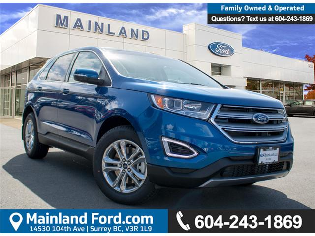 2018 Ford Edge SEL (Stk: 8ED4689) in Surrey - Image 1 of 27