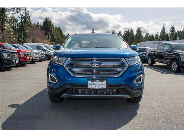 2018 Ford Edge SEL (Stk: 8ED4689) in Surrey - Image 2 of 27