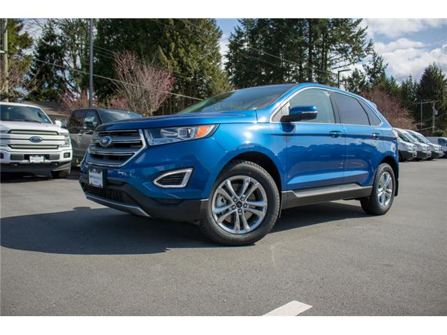 2018 Ford Edge SEL (Stk: 8ED4689) in Surrey - Image 3 of 27
