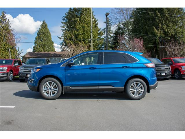 2018 Ford Edge SEL (Stk: 8ED4689) in Surrey - Image 4 of 27
