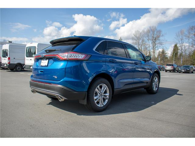 2018 Ford Edge SEL (Stk: 8ED4689) in Surrey - Image 7 of 27
