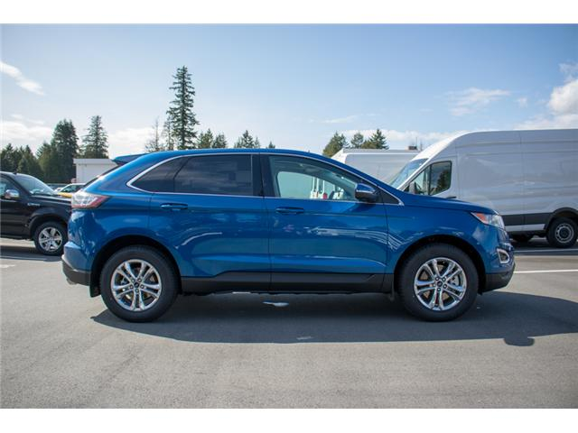 2018 Ford Edge SEL (Stk: 8ED4689) in Surrey - Image 8 of 27