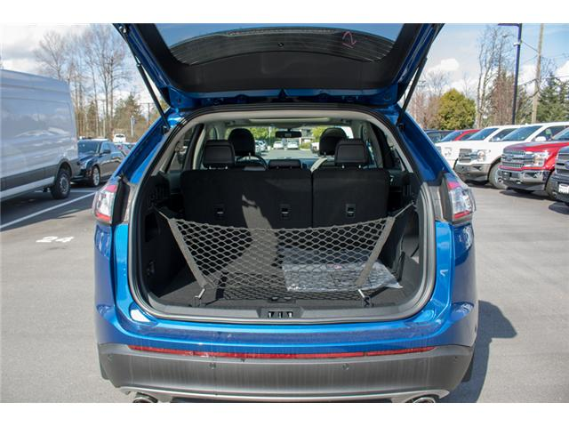 2018 Ford Edge SEL (Stk: 8ED4689) in Surrey - Image 11 of 27