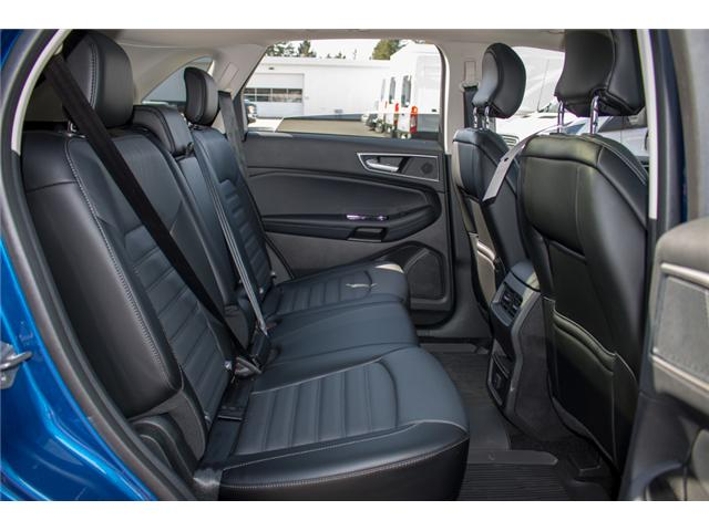 2018 Ford Edge SEL (Stk: 8ED4689) in Surrey - Image 16 of 27