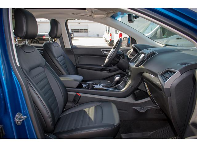 2018 Ford Edge SEL (Stk: 8ED4689) in Surrey - Image 17 of 27