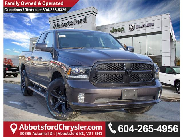 2018 RAM 1500 Sport (Stk: J196518) in Abbotsford - Image 1 of 30
