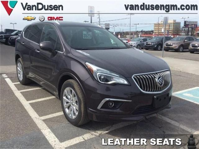 2018 Buick Envision Essence (Stk: 183525) in Ajax - Image 1 of 26