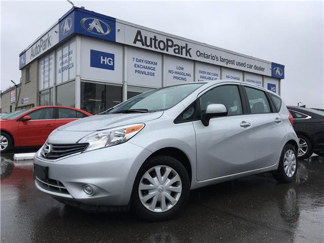 2014 Nissan Versa Note 1.6 SV (Stk: 14-03598) in Brampton - Image 1 of 23