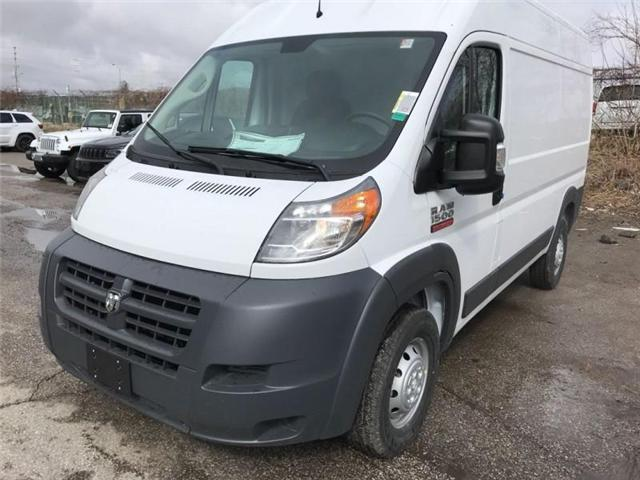 2018 RAM ProMaster 1500 Base (Stk: T17870) in Newmarket - Image 1 of 16