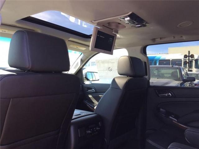2018 Chevrolet Suburban Premier (Stk: R134524) in Newmarket - Image 22 of 30