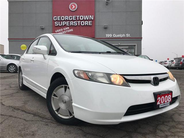 2008 Honda Civic Hybrid HYBIRD | POWER OPTIONS | ALLOYS | ONLY 81,441K KM (Stk: P10747) in Georgetown - Image 2 of 24