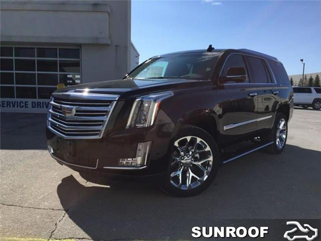 2018 Cadillac Escalade Platinum (Stk: R256768) in Newmarket - Image 1 of 30