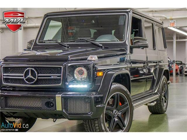 2017 Mercedes-Benz AMG G 63 Base (Stk: G631) in Oakville - Image 1 of 36