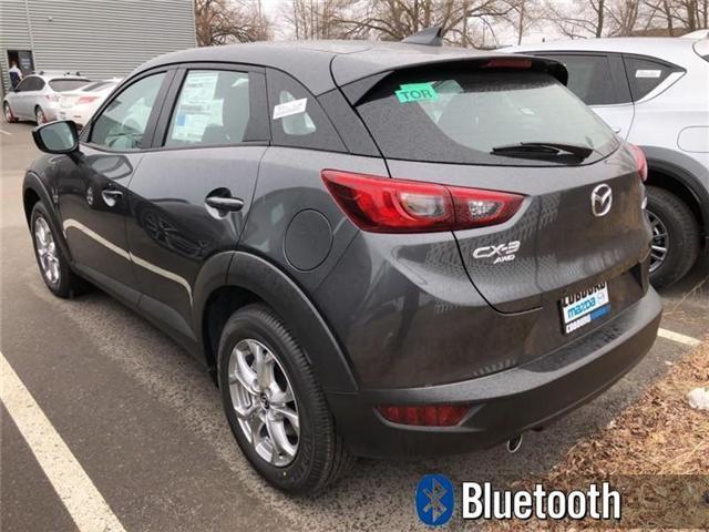 2018 Mazda CX-3 GS (Stk: 18160) in Cobourg - Image 2 of 4