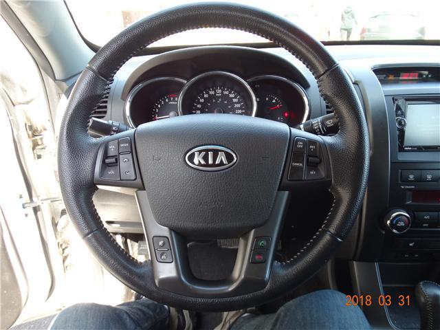 2013 Kia Sorento EX V6 (Stk: 372795-13) in Cobourg - Image 13 of 16