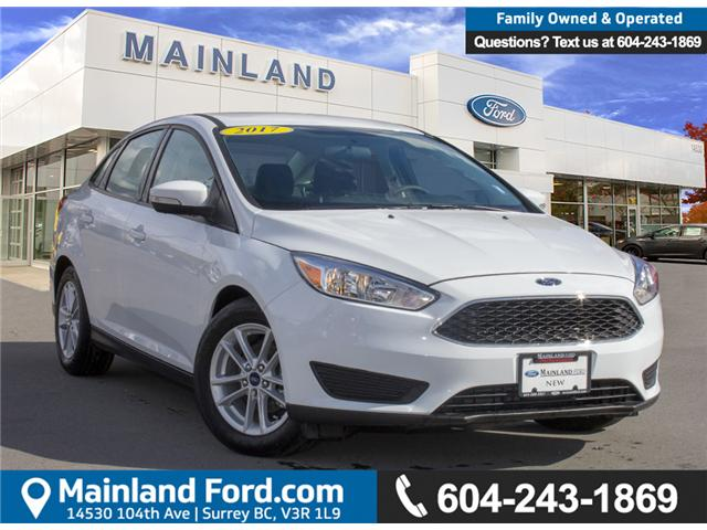 2017 Ford Focus SE (Stk: 7FO1086) in Surrey - Image 1 of 29