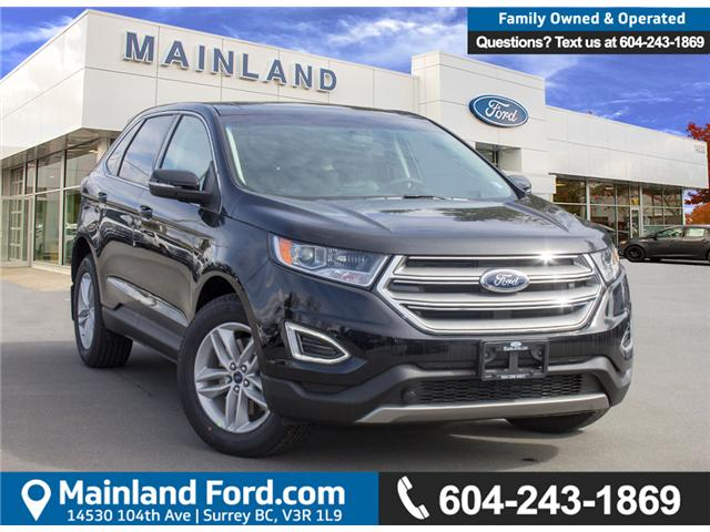 2018 Ford Edge SEL (Stk: 8ED4688) in Surrey - Image 1 of 28