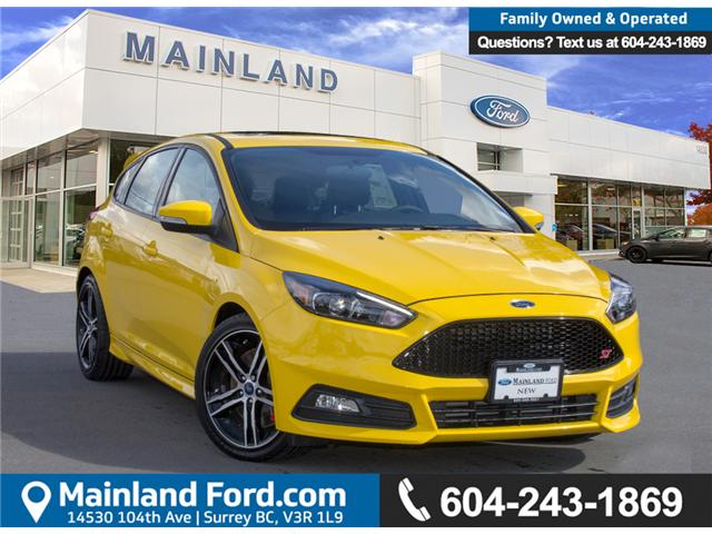 2018 Ford Focus ST Base (Stk: 8FO8913) in Surrey - Image 1 of 30
