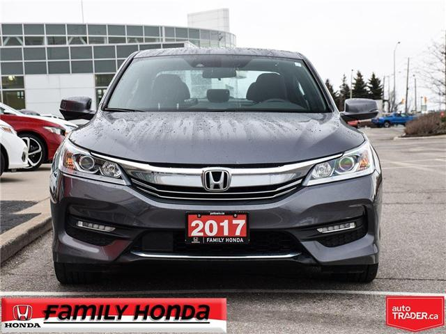 2017 Honda Accord Sport (Stk: 8107984A) in Brampton - Image 2 of 24