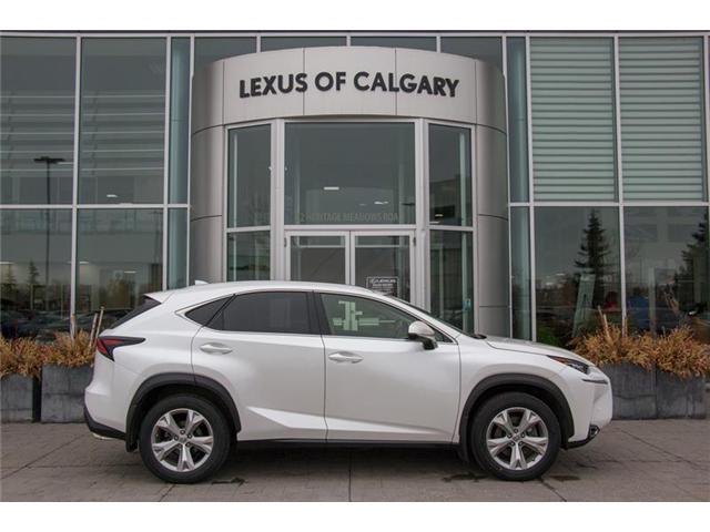2015 Lexus NX 200t Base (Stk: 180304A) in Calgary - Image 1 of 13