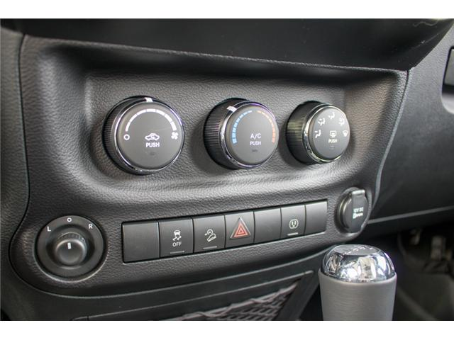 2017 Jeep Wrangler Unlimited Sahara (Stk: H727416) in Abbotsford - Image 23 of 23