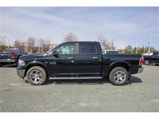 2017 RAM 1500 Laramie (Stk: H824365) in Abbotsford - Image 4 of 26