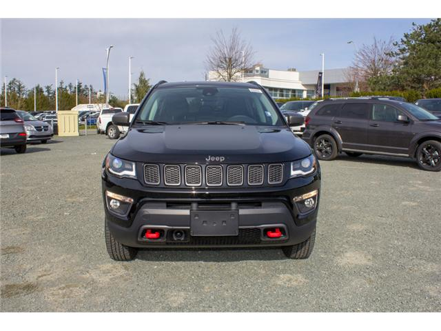 2018 Jeep Compass Trailhawk (Stk: J112825) in Abbotsford - Image 2 of 28