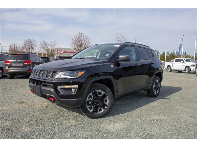 2018 Jeep Compass Trailhawk (Stk: J112825) in Abbotsford - Image 3 of 28