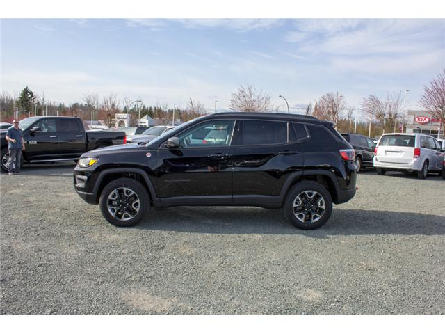 2018 Jeep Compass Trailhawk (Stk: J112825) in Abbotsford - Image 4 of 28