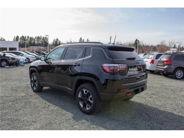 2018 Jeep Compass Trailhawk (Stk: J112825) in Abbotsford - Image 5 of 28