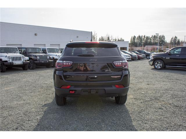 2018 Jeep Compass Trailhawk (Stk: J112825) in Abbotsford - Image 6 of 28