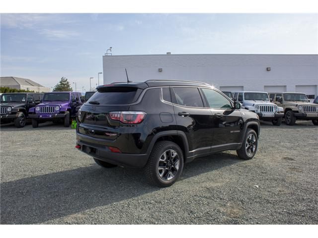 2018 Jeep Compass Trailhawk (Stk: J112825) in Abbotsford - Image 7 of 28