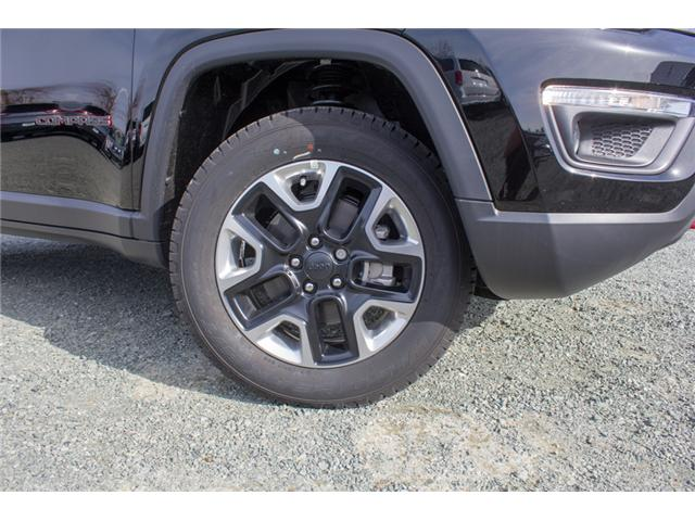 2018 Jeep Compass Trailhawk (Stk: J112825) in Abbotsford - Image 9 of 28