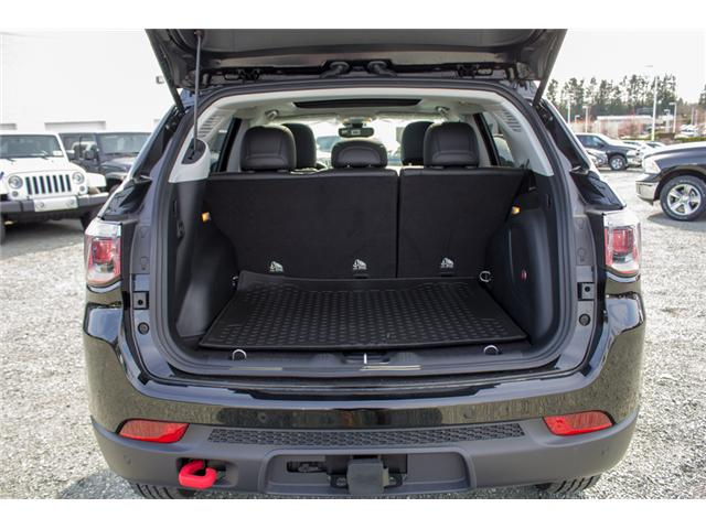 2018 Jeep Compass Trailhawk (Stk: J112825) in Abbotsford - Image 10 of 28