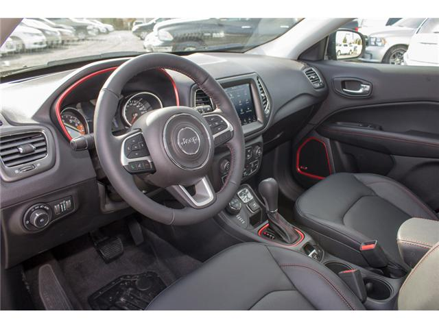 2018 Jeep Compass Trailhawk (Stk: J112825) in Abbotsford - Image 17 of 28
