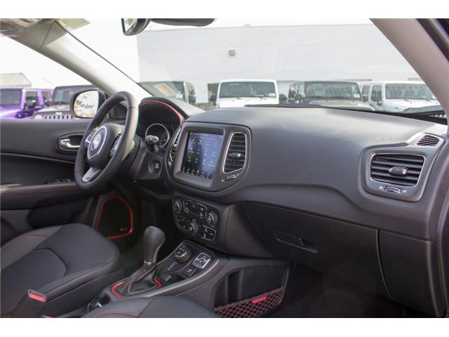 2018 Jeep Compass Trailhawk (Stk: J112825) in Abbotsford - Image 19 of 28