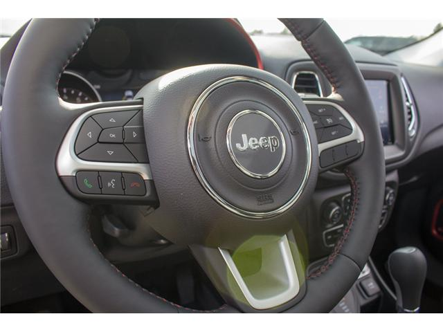 2018 Jeep Compass Trailhawk (Stk: J112825) in Abbotsford - Image 23 of 28