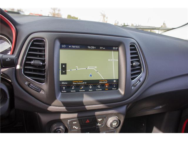 2018 Jeep Compass Trailhawk (Stk: J112825) in Abbotsford - Image 26 of 28