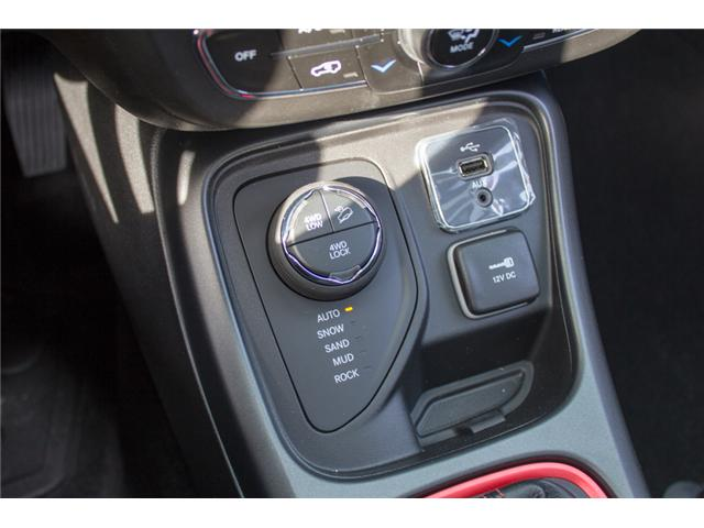 2018 Jeep Compass Trailhawk (Stk: J112825) in Abbotsford - Image 28 of 28