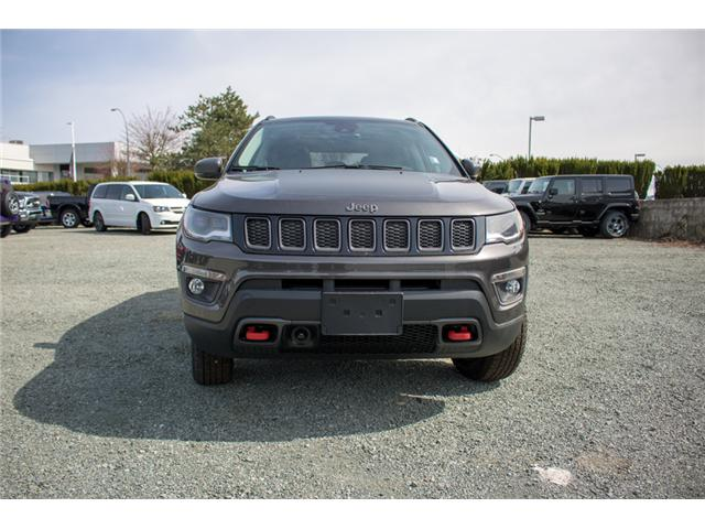 2018 Jeep Compass Trailhawk (Stk: J129474) in Abbotsford - Image 2 of 9