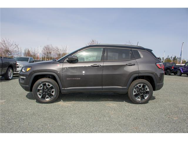 2018 Jeep Compass Trailhawk (Stk: J129474) in Abbotsford - Image 4 of 9