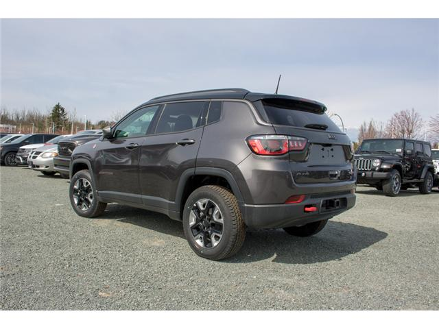 2018 Jeep Compass Trailhawk (Stk: J129474) in Abbotsford - Image 5 of 9