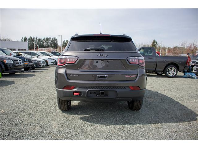 2018 Jeep Compass Trailhawk (Stk: J129474) in Abbotsford - Image 6 of 9