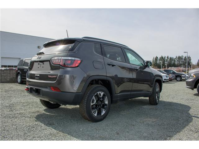 2018 Jeep Compass Trailhawk (Stk: J129474) in Abbotsford - Image 7 of 9