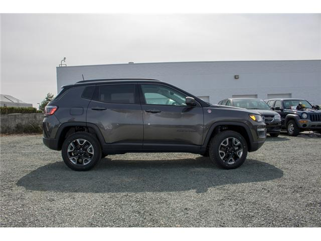 2018 Jeep Compass Trailhawk (Stk: J129474) in Abbotsford - Image 8 of 9
