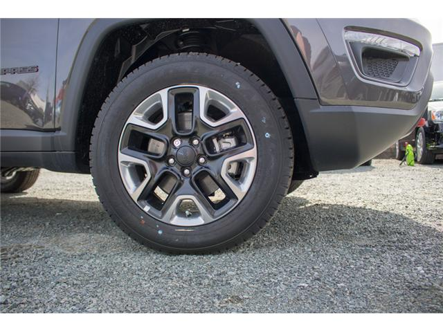 2018 Jeep Compass Trailhawk (Stk: J129474) in Abbotsford - Image 9 of 9
