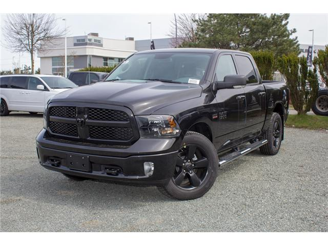 2018 RAM 1500 SLT (Stk: J165595) in Abbotsford - Image 3 of 27