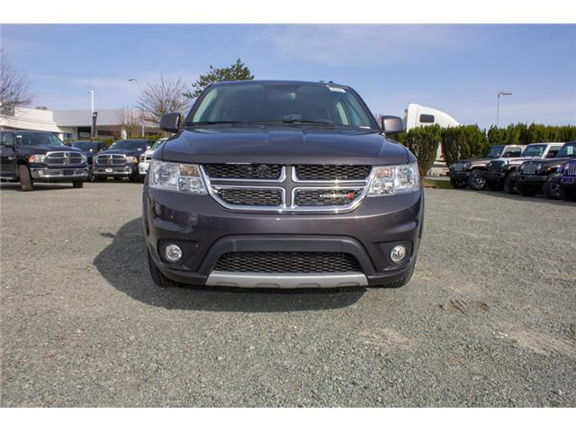 2018 Dodge Journey SXT (Stk: J288991) in Abbotsford - Image 2 of 24