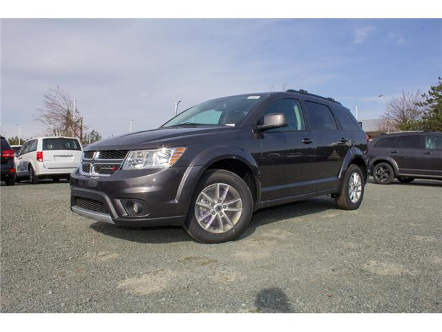 2018 Dodge Journey SXT (Stk: J288991) in Abbotsford - Image 3 of 24